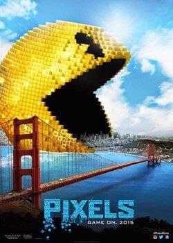 Где смотреть онлайн фильм Пиксели?