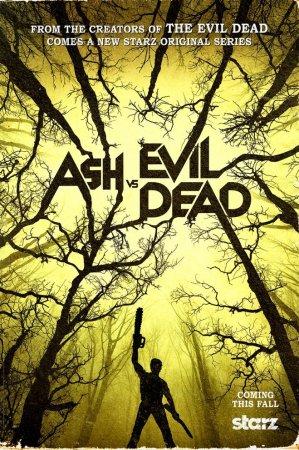 Дата выхода сериала Эш против Зловещих мертвецов?