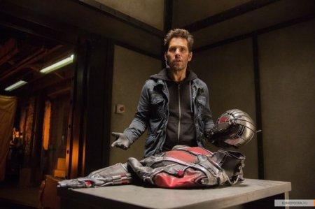 Где смотреть онлайн фильм Человек-муравей?