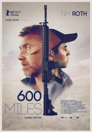 Где смотреть онлайн фильм 600 миль?