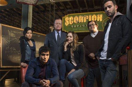 Когда выйдет 6 серия 2 сезона Скорпион?