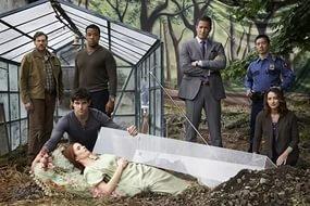 Когда выйдет 5 серия 5 сезона сериал Гримм?