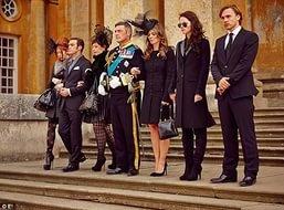 Когда выйдет 4 серия 2 сезона сериала Члены королевской семьи?