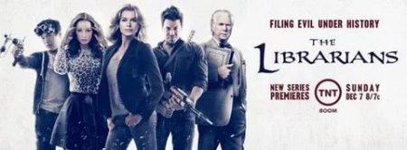 Когда выйдет 8 серия 2 сезона сериала Библиотекари?