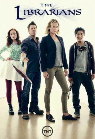Когда выйдет 9 серия 2 сезона сериала Библиотекари?