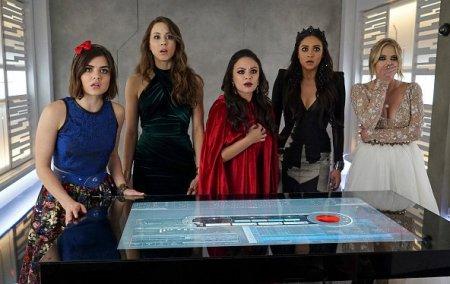 Когда выйдет 18 серия 6 сезона сериала Милые обманщицы?