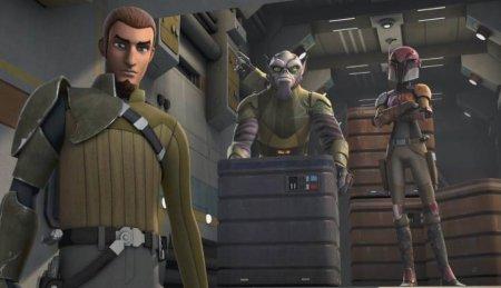 Когда выйдет 18 серия 2 сезона сериала Звездные войны: Повстанцы?